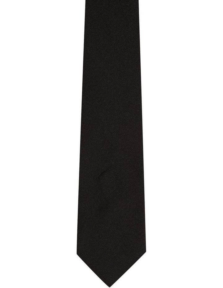 Twill Regular Tie image 1