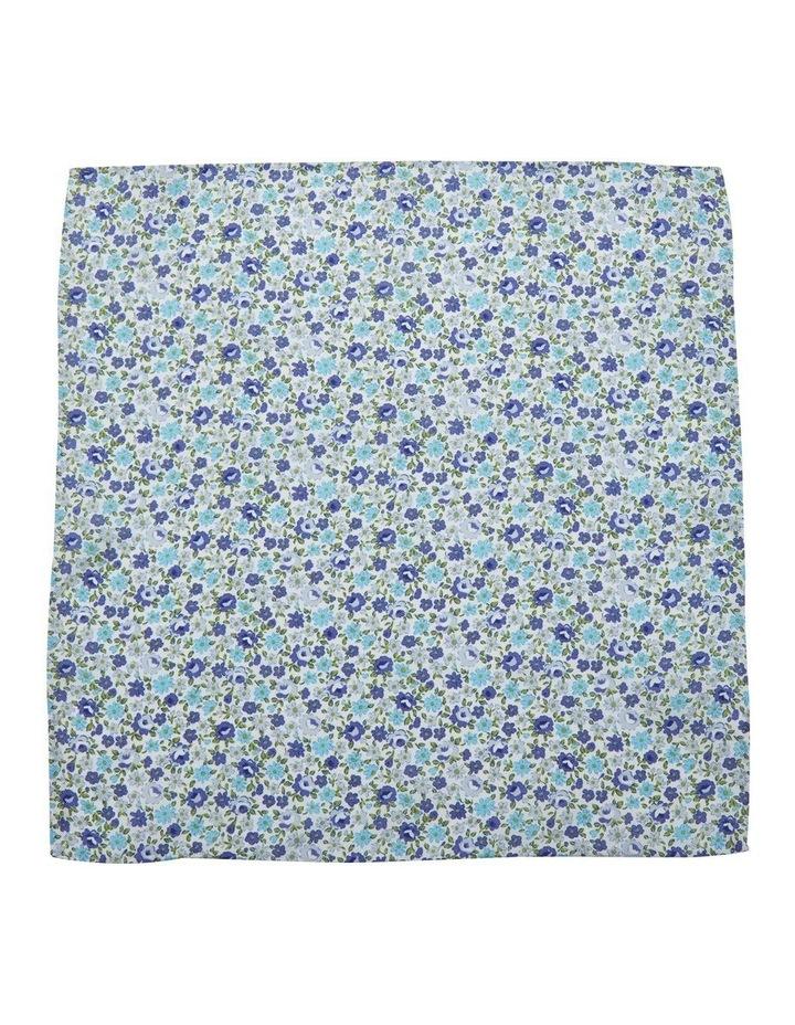 Ditsy Floral Pocket Square image 1