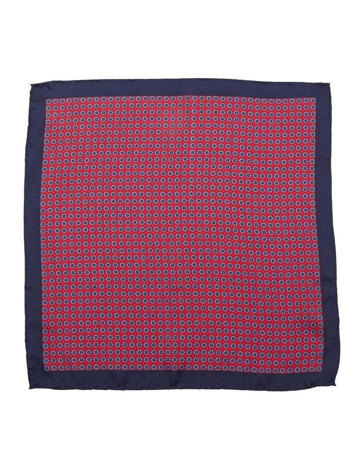 Nautical Floral Pocket Square image 1