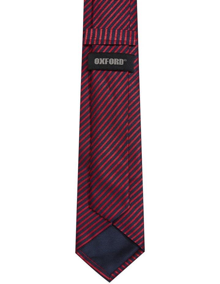 Silk Herringbone Stripe Tie image 3