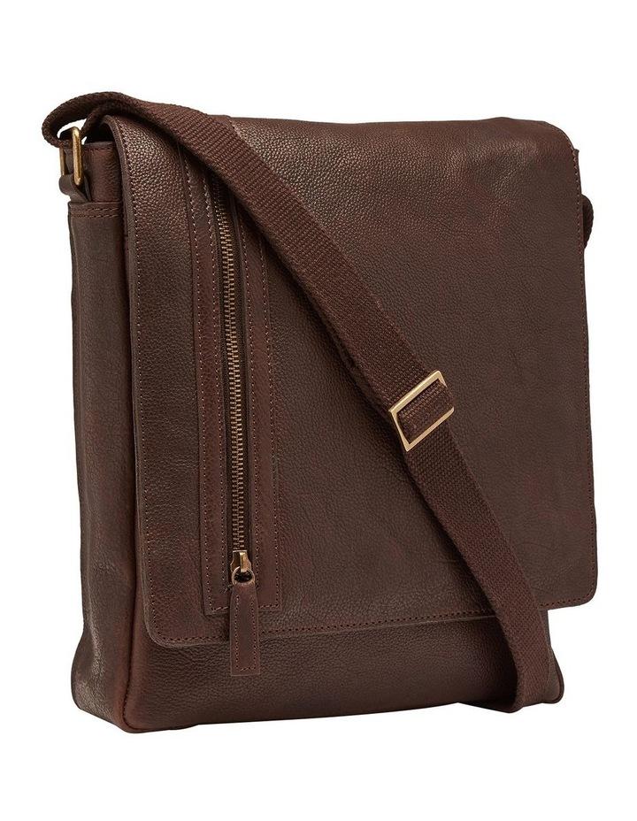 Oak Leather Messenger Bag image 1