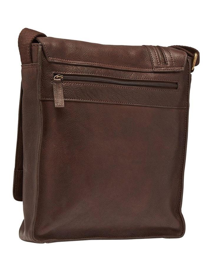 Oak Leather Messenger Bag image 2
