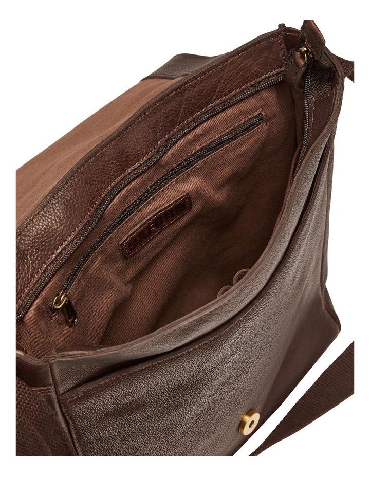Oak Leather Messenger Bag image 3