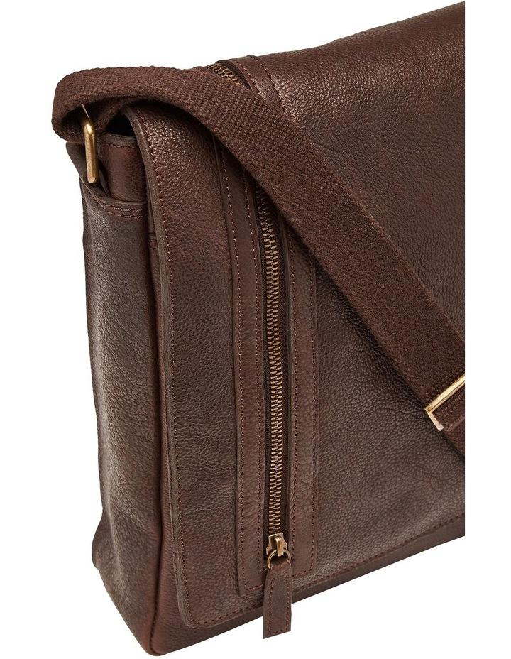 Oak Leather Messenger Bag image 4