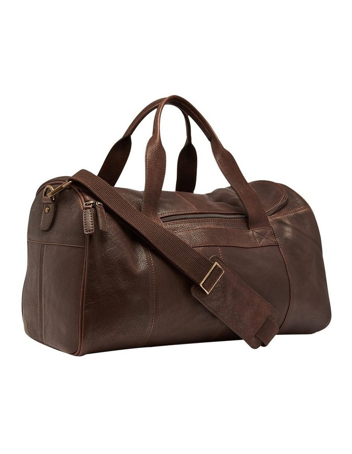 Cabe Leather Overnight Bag image 1