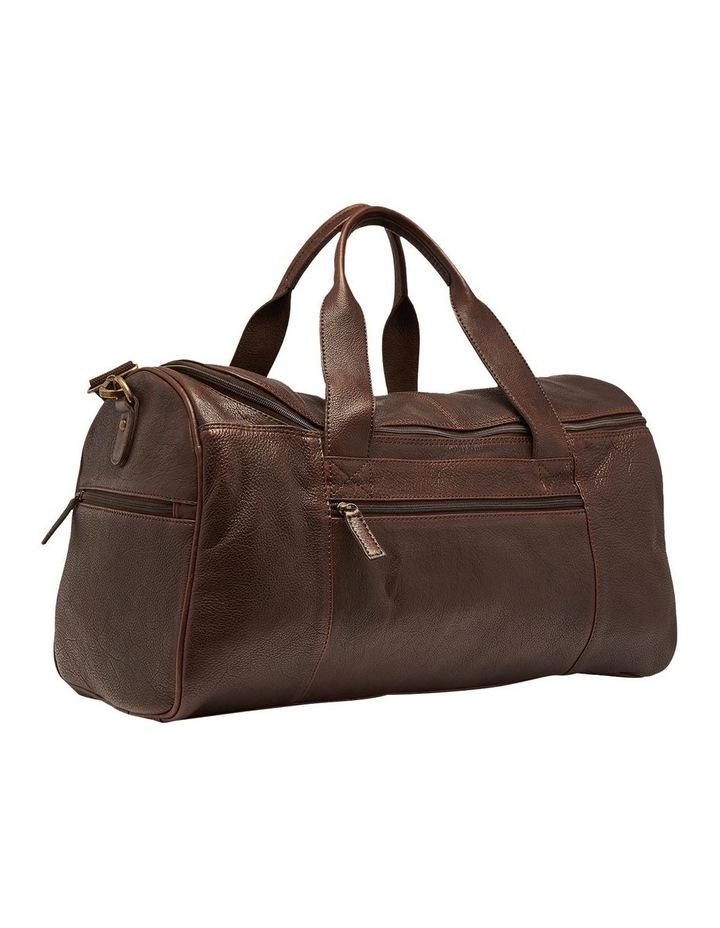 Cabe Leather Overnight Bag image 2