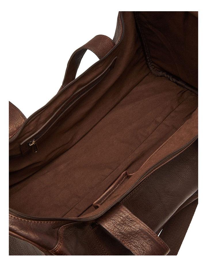 Cabe Leather Overnight Bag image 3