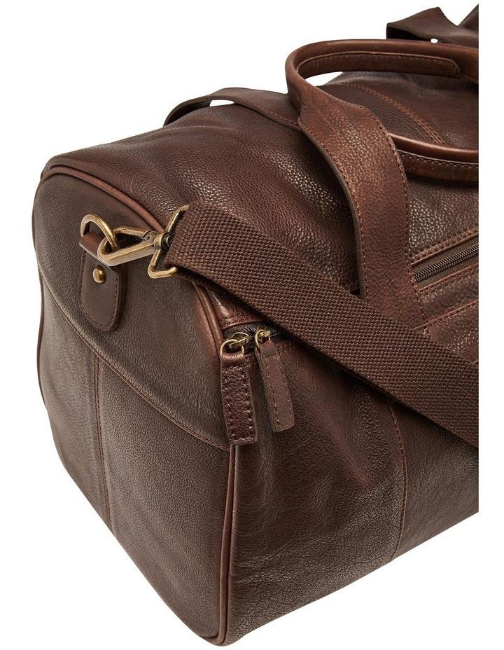Cabe Leather Overnight Bag image 4