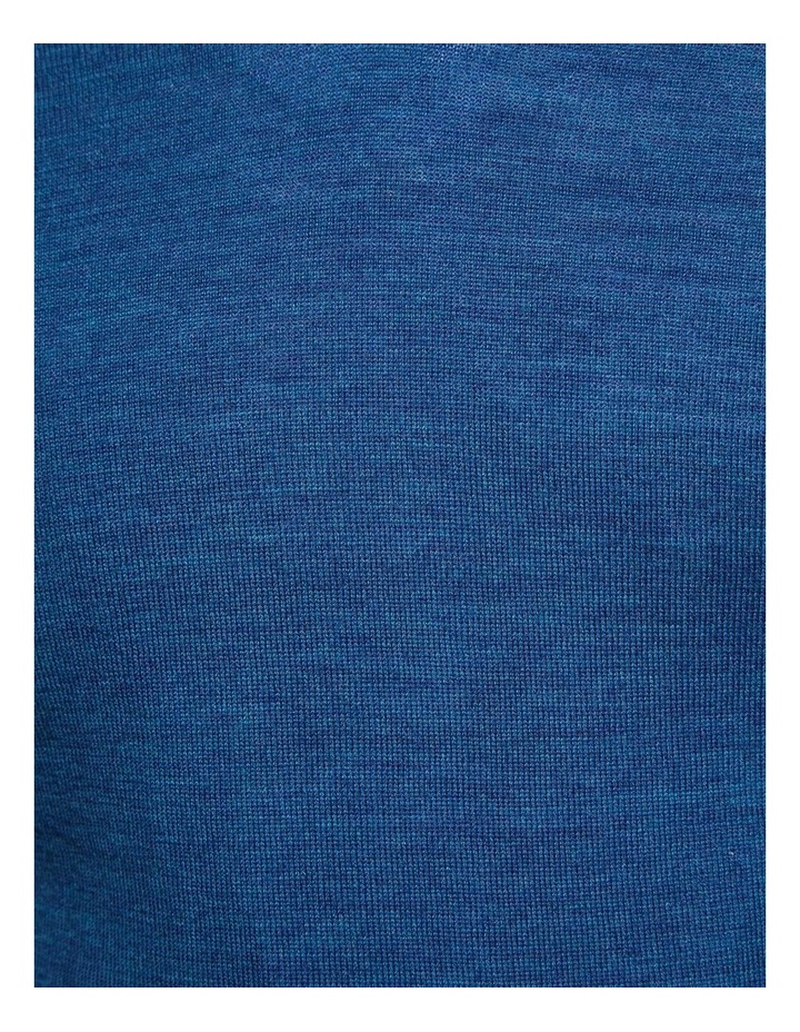V-Neck Pure Merino Wool Pullover image 6