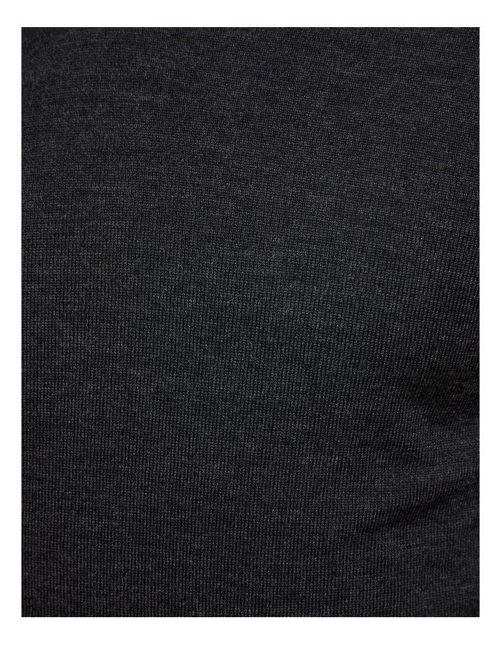V-Neck Pure Merino Wool Pullover image 6
