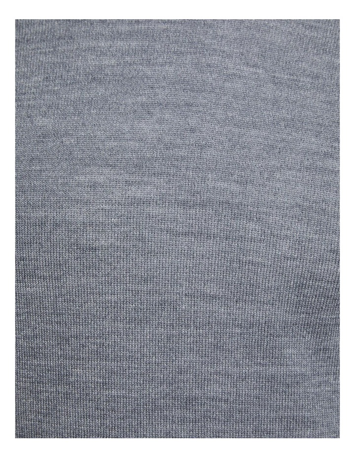 Crew Neck Wool Blend Pullover image 6