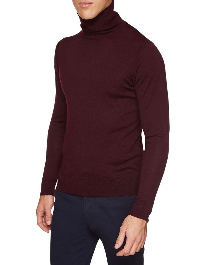 Aaron Turtle Neck Wool Pullover image 2