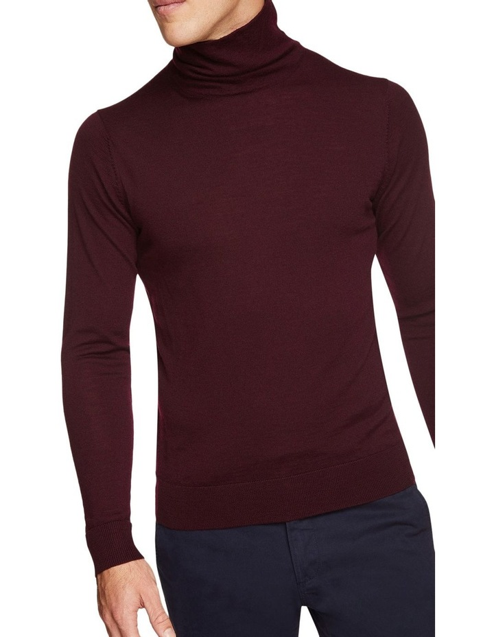 Aaron Turtle Neck Wool Pullover image 4