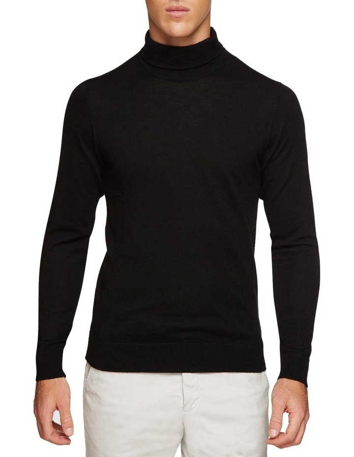 Aaron Turtle Neck Wool Pullover image 1