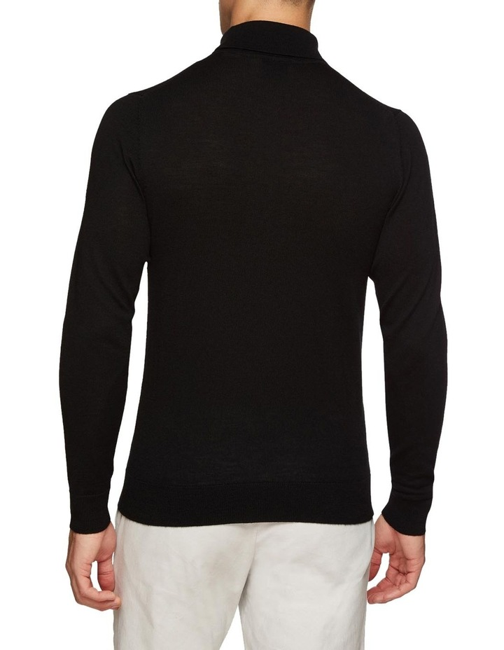 Aaron Turtle Neck Wool Pullover image 3