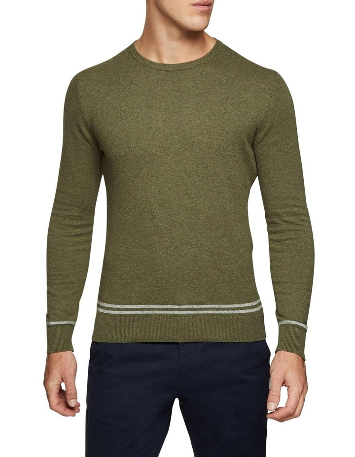Axel Cotton Crew Neck Pullover image 1