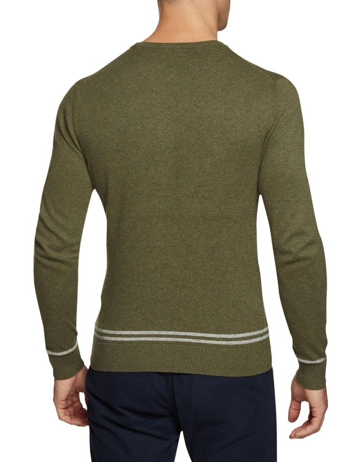 Axel Cotton Crew Neck Pullover image 3