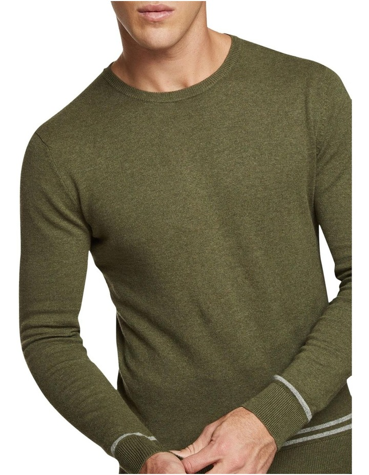 Axel Cotton Crew Neck Pullover image 4
