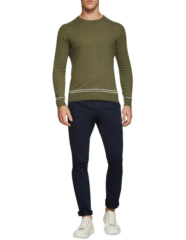 Axel Cotton Crew Neck Pullover image 5