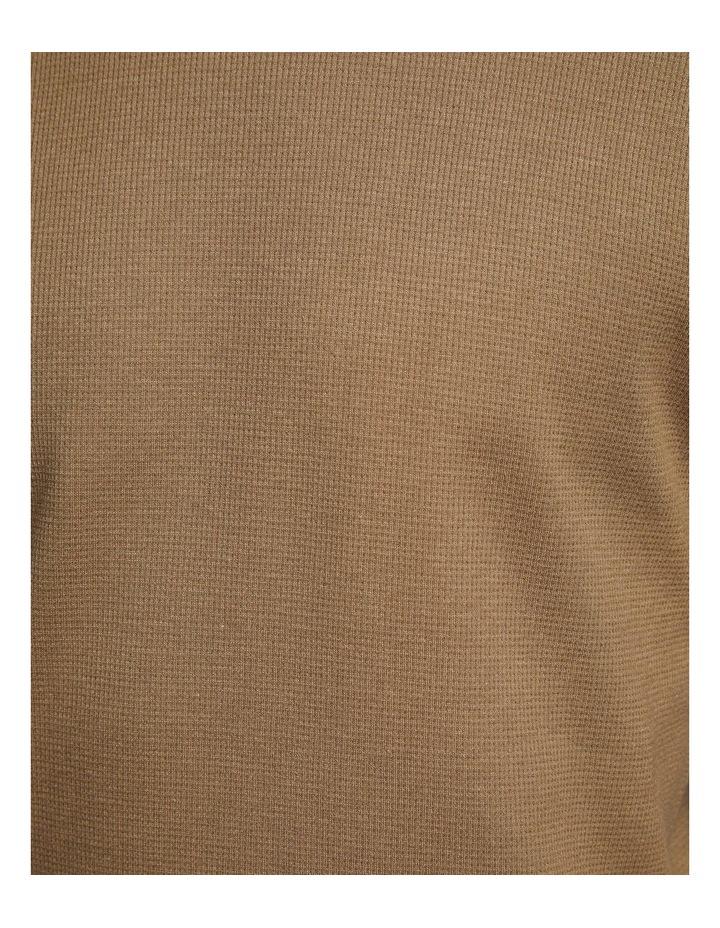 Albert Waffle Long Sleeve T-Shirt image 6