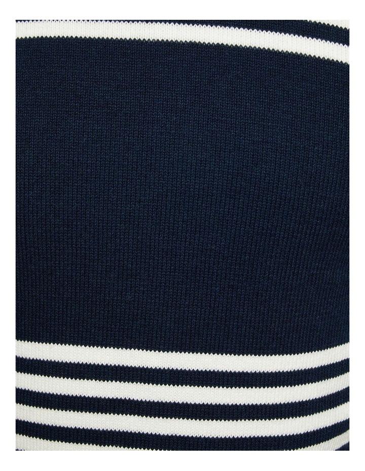 Luka Striped Crew Neck Pullover image 6