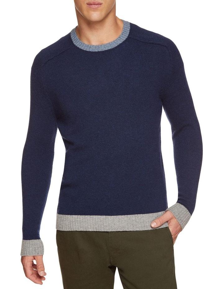 Albie Crew Neck Pullover image 1