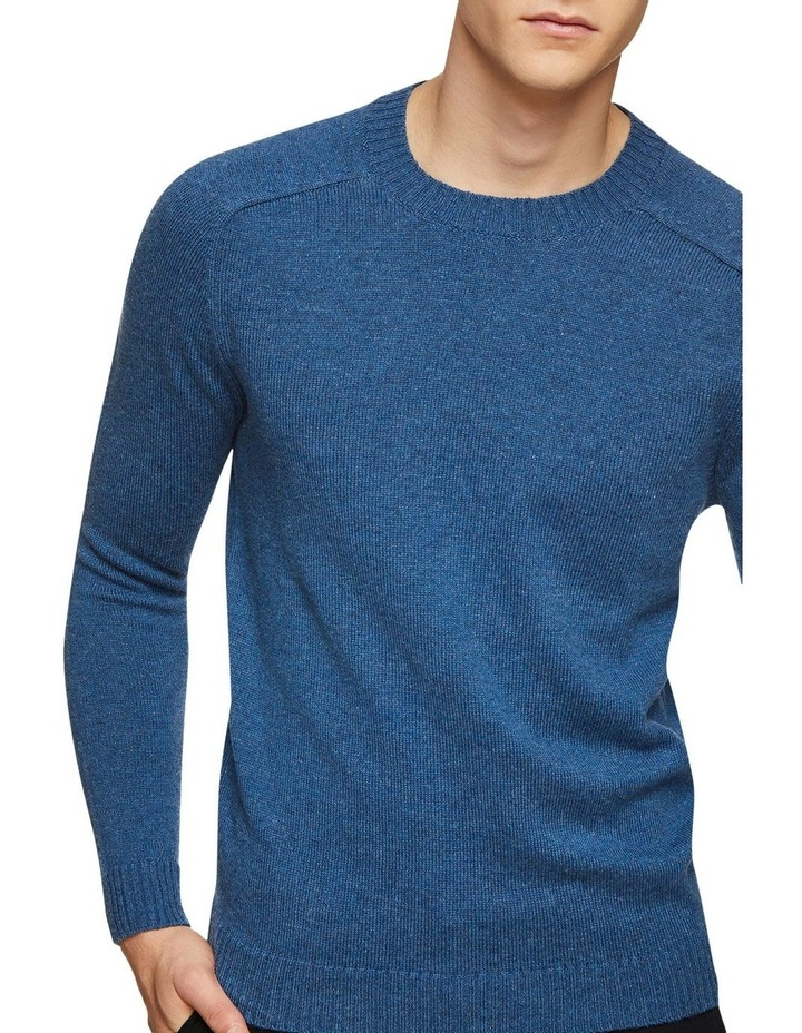 Ritchie Crew Neck Lambswool Knit image 4