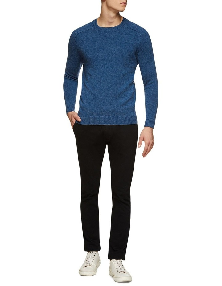 Ritchie Crew Neck Lambswool Knit image 5