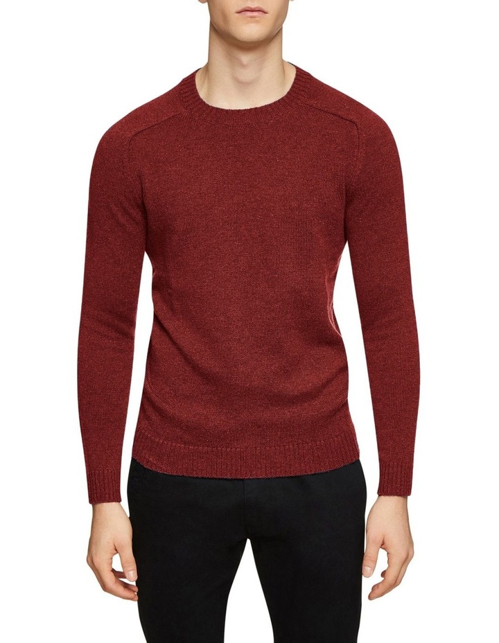 Ritchie Crew Neck Lambswool Knit image 1