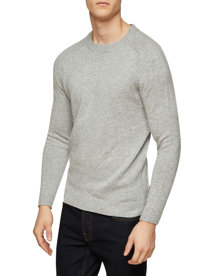 Ritchie Crew Neck Lambswool Knit image 2