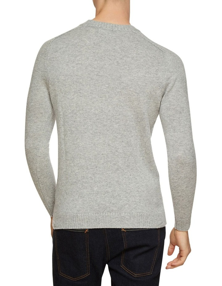 Ritchie Crew Neck Lambswool Knit image 3