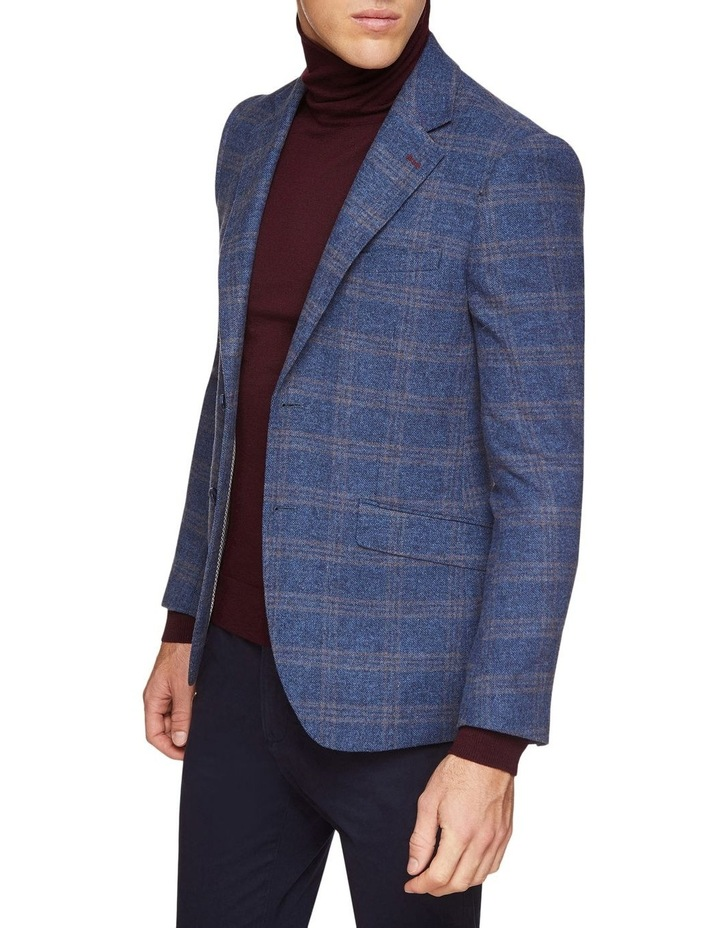 Blake Wool Blend Checked Blazer image 2
