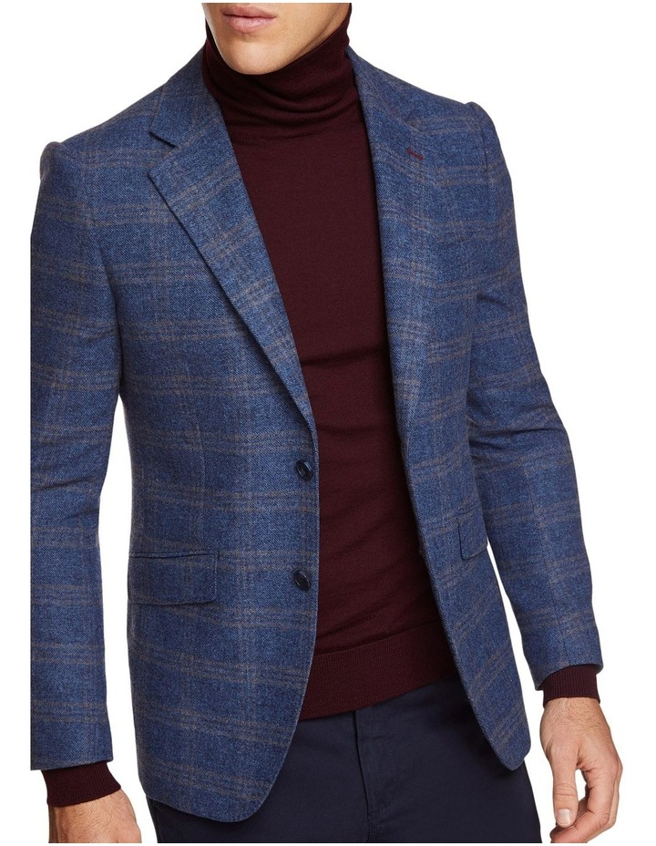 Blake Wool Blend Checked Blazer image 4