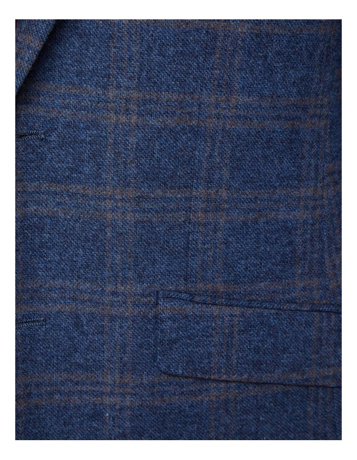 Blake Wool Blend Checked Blazer image 6