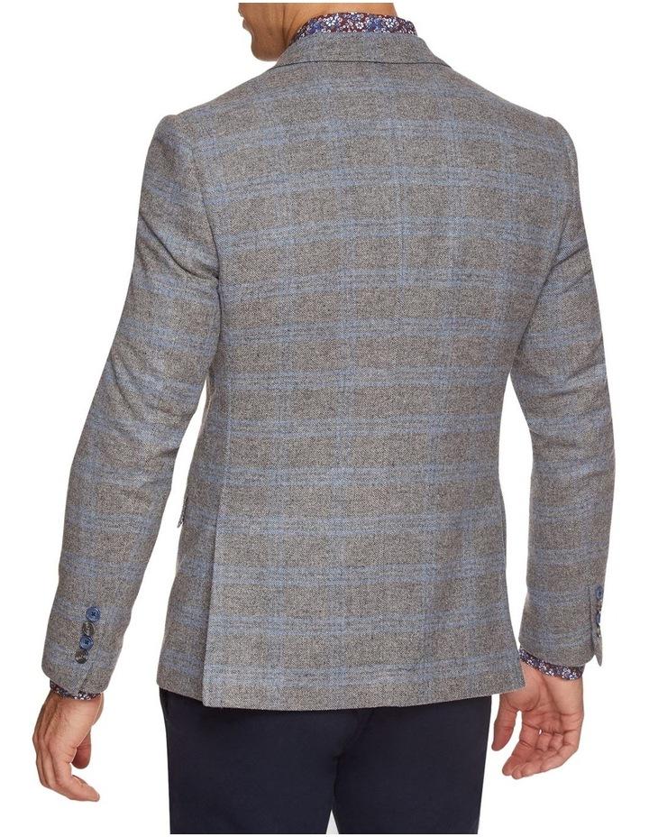 Blake Wool Blend Checked Blazer image 3