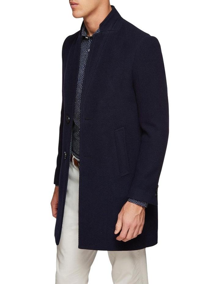 Austin Herringbone Overcoat image 2