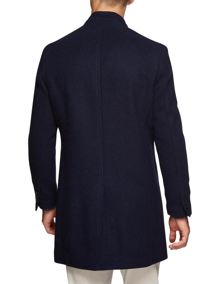 Austin Herringbone Overcoat image 3