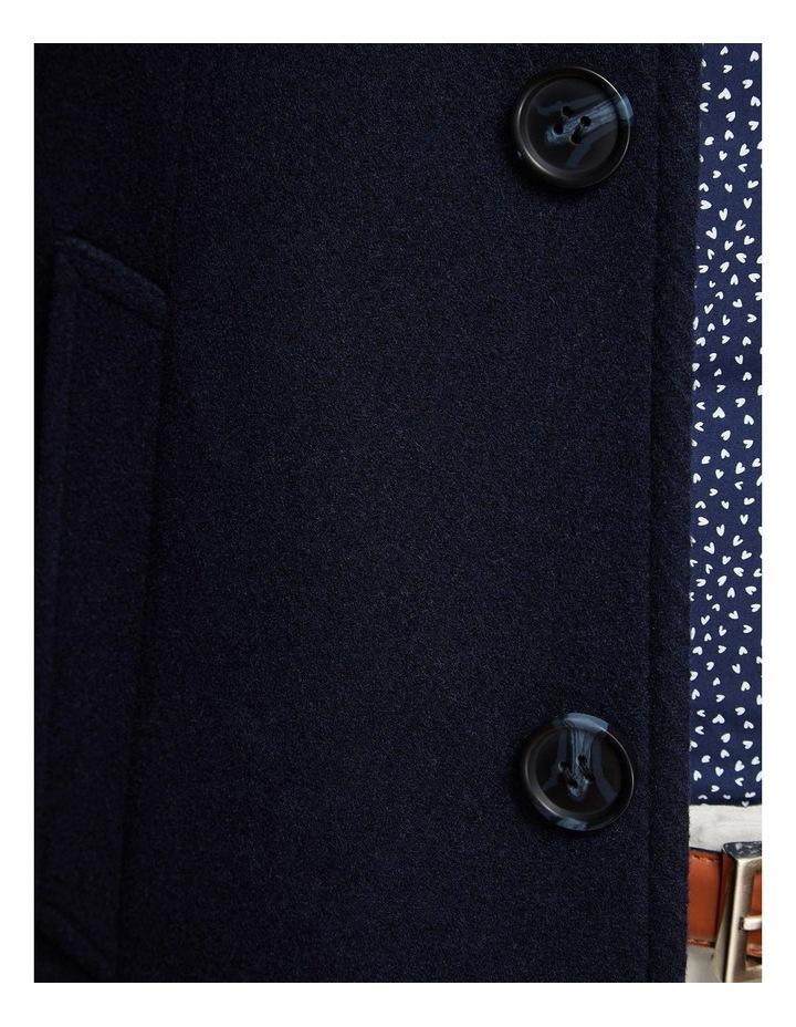Austin Herringbone Overcoat image 6