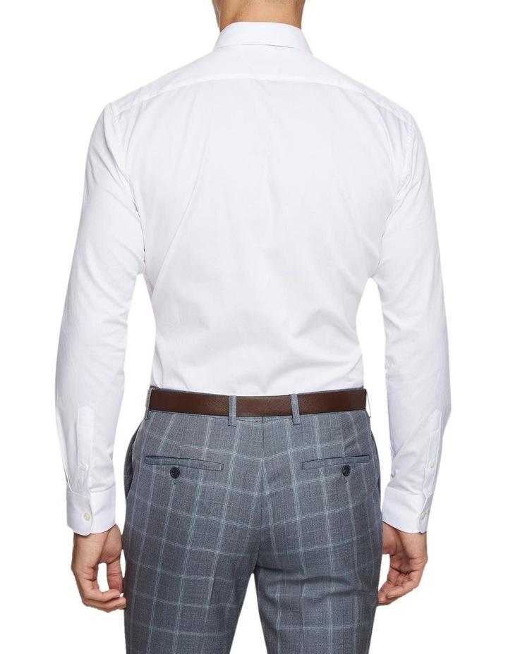 Islington White Easy Care Shirt image 3