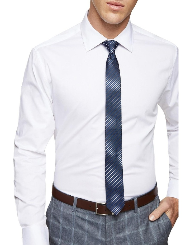 Islington White Easy Care Shirt image 4