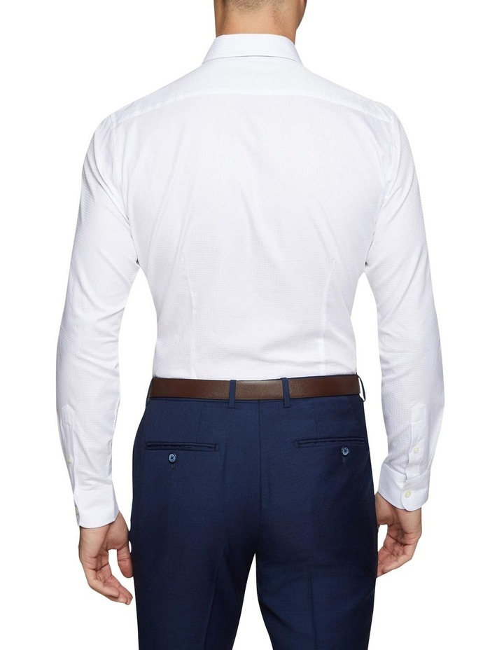 Beckton Dobby White Shirt image 3