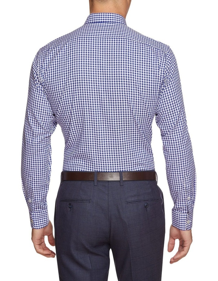 Islington Twill Checked Shirt image 3