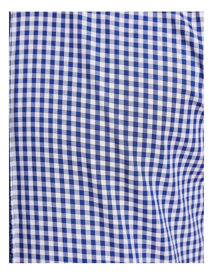 Islington Twill Checked Shirt image 6