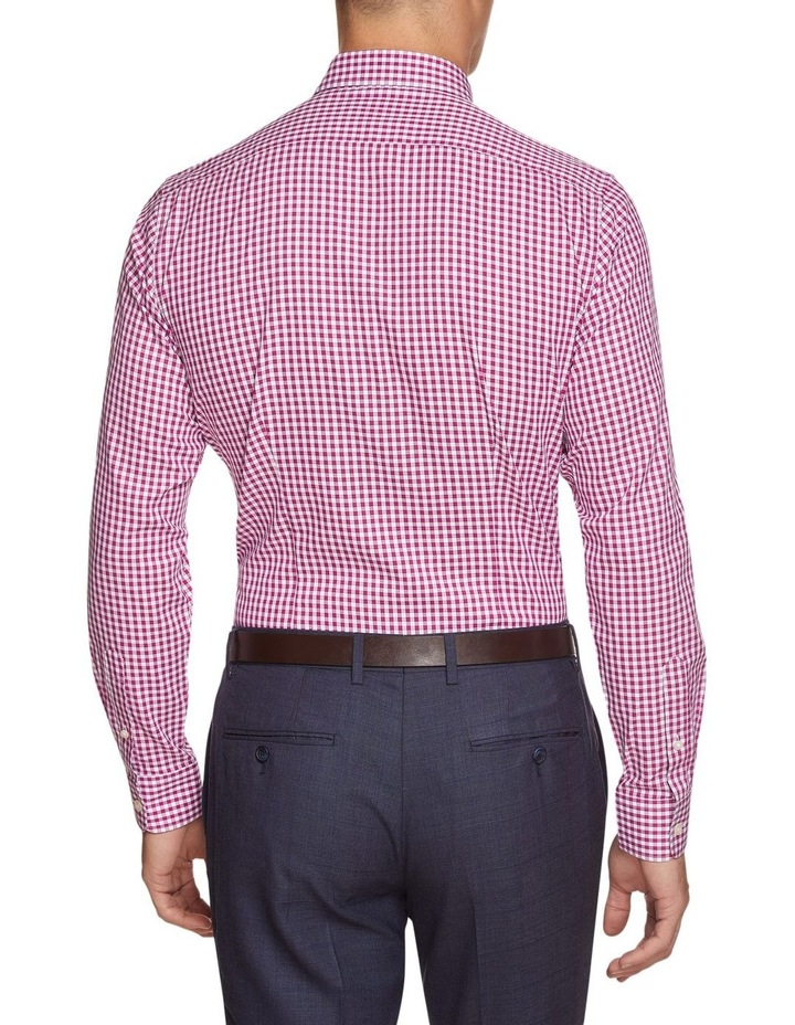 Beckton Twill Checked Shirt image 3