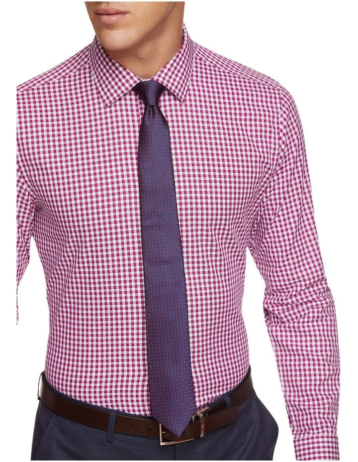 Beckton Twill Checked Shirt image 4