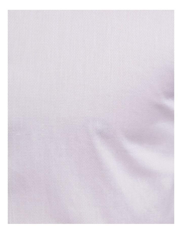 Beckton Dobby White French Cuff Shirt image 6