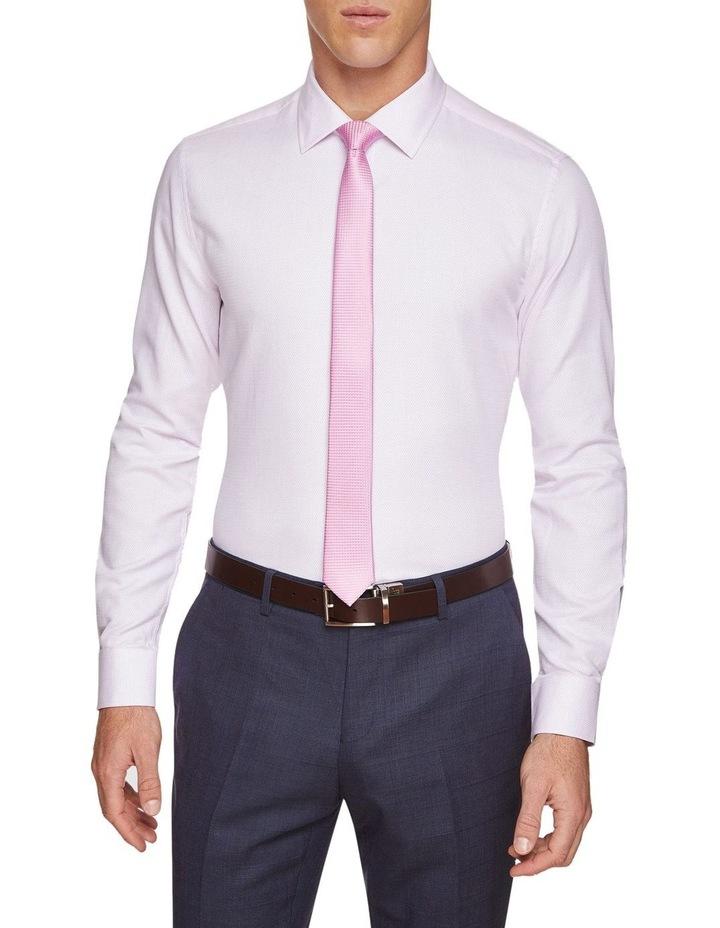 Beckton Dobby Dot Shirt image 1