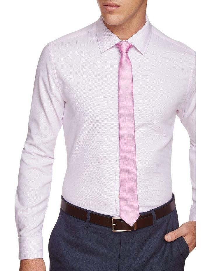 Beckton Dobby Dot Shirt image 4