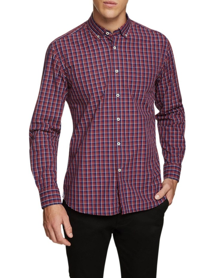Stratton Regular Fit Checked Shirt image 1
