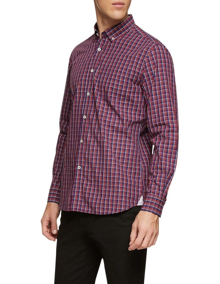 Stratton Regular Fit Checked Shirt image 2